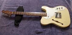 Telecaster Thinline, Music Instruments, Guitar, Musical Instruments, Guitars