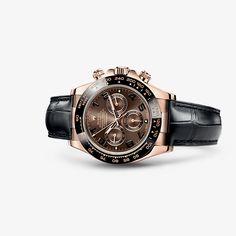 Descubra o relógio Cosmograph Daytona em Ouro Everose 18 quilates no Site Oficial Rolex. Modelo: 116515LN