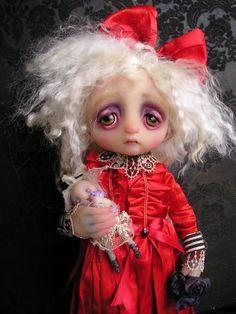 Strangely cute! By Gail Lackey.
