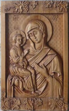 Jerusalem Icon of the Theotokos