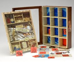 """Cornell """"activity kit"""" from the Peabody Essex Museum."""