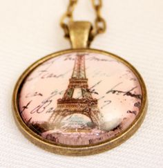 A personal favorite from my Etsy shop https://www.etsy.com/listing/227033382/vintage-style-eiffel-tower-romantic