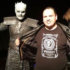 #hellyeah #got #gameofthrones returns #tonight #thekingbeyondthewall #king #whitewalker #whitewalkerwhiskey #riptapparel #ript #fantasy #dragons #metal #bowbeforeme #nerd #georgerrmartin #OfficialRIPTster #RIPTapparel #RIPT  Reposted Via @obejuan_quenobe