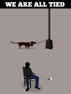 We are all tied