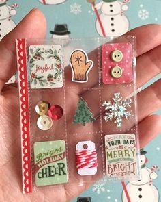 Mini pocket letter using photo FUSE.