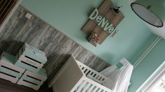 Naambord baby / Nameplate baby (selfmade ofcourse)