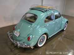Vw bug ragtop