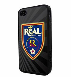 Soccer MLS REAL SALT LAKE SOCCER CLUB FOOTBALL FC Logo, Cool iPhone 4 / 4s Smartphone iphone Case Cover Collector iphone TPU Rubber Case Black Phoneaholic http://www.amazon.com/dp/B00WQFEB34/ref=cm_sw_r_pi_dp_gXgqvb1EQSX9R