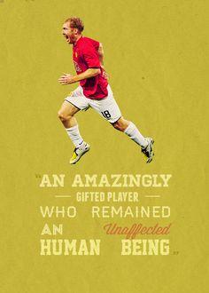 Paul Scholes. Manchester United. #mufc