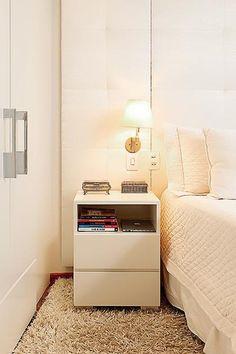 Revista MinhaCASA - Um ninho perfeito para quarto em 60 m²