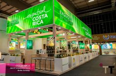 Costa Rica Fruit Logistica 2016