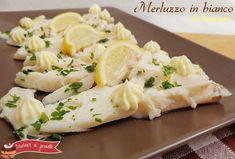 Merluzzo in bianco al limone