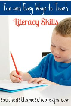 Here are some simple things you can do to teach literacy skills. Early literacy skills are things like communication, recognition of letters, numbers and words, storytelling, being able to narrate what was said, or read,