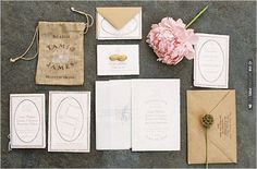 rustic wedding invites | VIA #WEDDINGPINS.NET