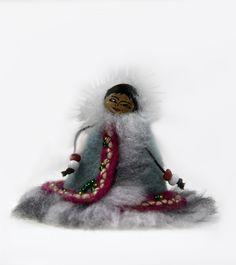 Кукла сувенирная «Ханты» простая