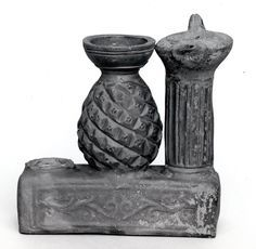 ROMAN LAMP WITH MORE BURNERS - Buscar con Google