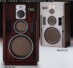 Vintage Technics Home Audiophile Speakers, Hifi Audio, Stereo Speakers, Wireless Speakers, Technics Hifi, Kenwood Audio, Speaker Box Design, Speakers For Sale, High End Audio