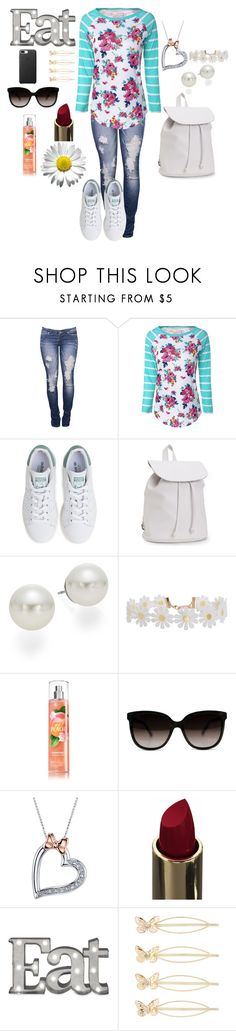 """""""bring on that sunshine ⛅"""" by nk12doglover ❤ liked on Polyvore featuring adidas, Aéropostale, AK Anne Klein, Humble Chic, Gucci, Disney, Order Home Collection and Accessorize"""