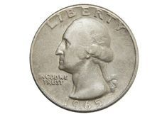 A 1965 silver quarter is rare because in 1965 U. quarters were supposed to be made of copper-nickel clad. How to tell if you have one + A list of other transitional error coins. Rare Coins Worth Money, Valuable Coins, Valuable Pennies, Old Coins Value, Value Of Silver Coins, Rare Pennies, Coin Worth, Silver Quarters, American Coins