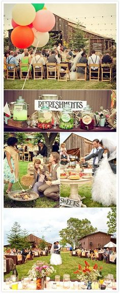 For Michelle colorful country fair wedding wedding-inspiration. Signs.