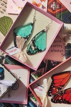 #butterflt_earrings #butterfly_jewelry #butterfly_gift #butterfly_wings #transparent_jewelry #bohemian_earrings #gift_for_her #gift_for_best_friend #gift_for_mom #gift_for_girl #gift_for_wife #turquoise_earrings #avant_garde_earrings #modern_earrings #monarch_butterfly Butterfly Gifts, Butterfly Earrings, Monarch Butterfly, Wing Earrings, Statement Earrings, Etsy Earrings, Pink Turquoise, Turquoise Earrings, Gifts For Girls