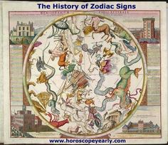 The History of Zodiac Signs - The Zodiac signs are a belief that certain time or cycles can be used for the prediction of fortunes and life of a person born under a sign. This prediction is done by astrologists who are considered to be gifted for studying the movement of stars for many years to understand the meaning behind the zodiac. READ MORE: http://www.horoscopeyearly.com/history-zodiac-signs/