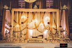 Muslim Wedding Decor, beautiful!