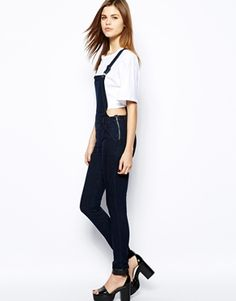 Long Overalls - High End Hippie