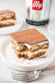 All the great taste of a traditional tiramisu, but without the raw eggs. This…