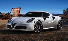 #Alfa #Romeo Sending 500 #4C Launch Editions to U.S. [2013 Geneva Auto Show]