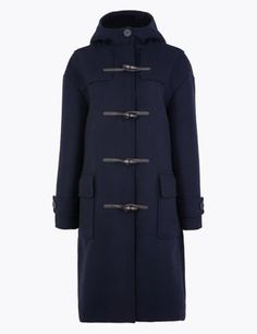 Duffle Coat | M&S Collection | M&S
