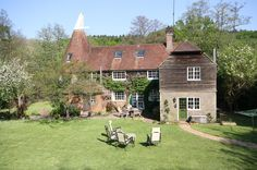 Converted oast house for sale in East Sussex