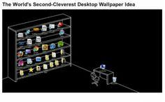 Clever desktop