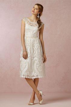 478a06e8e0bb Hanna Dress from BHLDN White Dress, Lace Dress, Dress Skirt, Rehearsal  Dinner Dresses