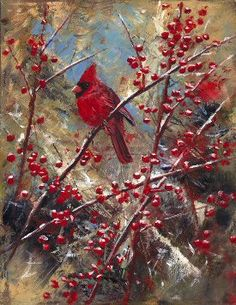 """""""Ready for Winter"""" by Robert Tino, Sevier County native"""