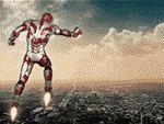 ¡Un estupendo salvapantallas de Ironman 3 totalmente gratuito!
