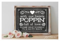 Instant 'with our heart POPPIN' full of love'