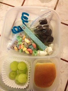 Lunchboxes ideas. Merienda creativa para el primer día de clases. #washi tape #bento #lunchboxes