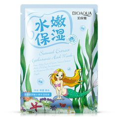 bioaqua Face Masks Seaweed Extract Hyaluronic Acid Masks Youth  Skin Care Maske Replenishment Moisture  Makeup Tools For Women #>=#>=#>=#>=#> Click on the pin to check out discount price, color, size, shipping, etc. Save and like it!