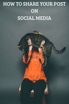 How to share your blog post on social media / Alexandra Elise Photography