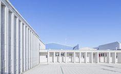 Santa Rosa de Constitución School and Memorial / LAND Architects | ArchDaily
