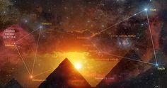 La constelación de Orión es un patrón que se repite en monumentos en todo el mundo antiguo, desd...