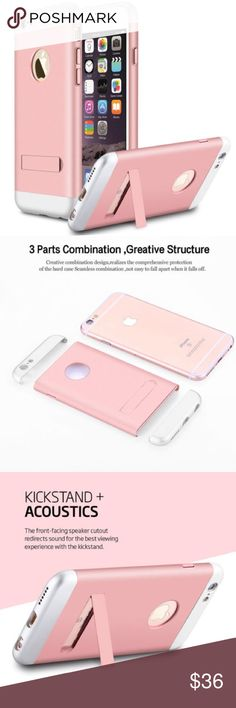 Cute iPhone 6 or 6 plus case. Ships within 1.5 weeks. King Accessories Phone Cases