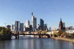Francoforte ha tanti angoli da scoprire, è ricca di contrasti e di proposte culturali...