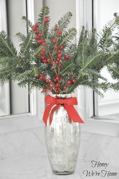 Christmas party centerpieces ideas!