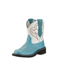 Ariat Fatbaby Boots | Ariat Ladies Fatbaby Zipitbaby Western Boots ...