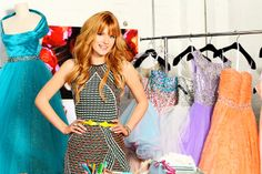 Bella Thorne's Designing a Prom Dress Collection, and We Have the Exclusive First Look | TeenVogue.com