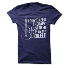They think you're crazy and guess what? You are. You're crazy about your ukulele…