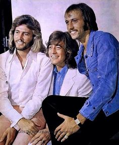 ☆Barry, Maurice and Robin Gibb