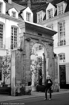 Rue du Jour, Paris (Photo by 33 Avenue)